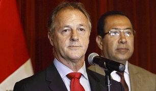 Jorge Muñoz recibe credenciales como alcalde de Lima Metropolitana