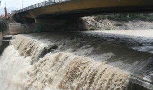 Monitorearán río Rímac con moderno sistema para prevenir desbordes