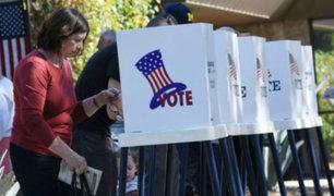 EEUU vota en elecciones convertidas en referéndum sobre Donald Trump