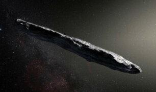 Nave extraterrestre habría cruzado el Sistema Solar, según estudio de Harvard