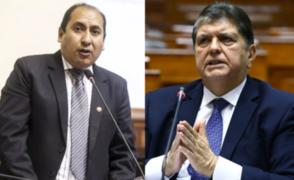 Alan García demandará a congresista Richard Arce si no se rectifica en 24 horas