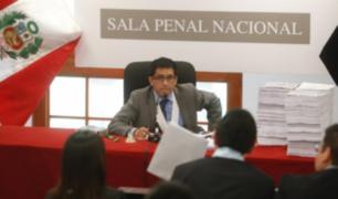 Fiscal Domingo Pérez negó haber revelado identidad de testigo protegido