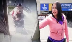 Detienen a trabajadora del hogar por robar a sus empleadores en Santa Anita