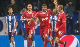 Porto vs Lokomotiv: Así fue golazo de Farfán a Iker Casillas en la Champions