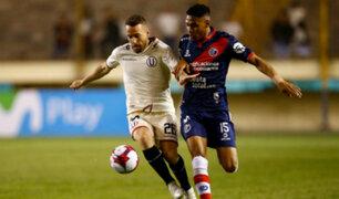 """Nicolás Córdova tras derrota de Universitario: """"Perdimos merecidamente"""""""