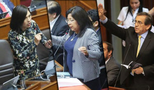 Congreso: continúa debate por informe final de la Comisión Lava Jato