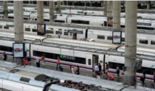 Falsas alarmas de bomba generaron zozobra en estación de tren en España