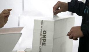 Elecciones regionales 2018: convocan a segunda vuelta para el 9 de diciembre