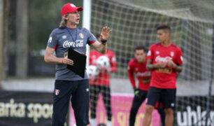 Selección Peruana: ¿Cuál será el once de Gareca ante Ecuador y Costa Rica?
