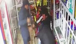 Chiclayo: dos delincuentes reducen a golpes a prestamista para asaltarlo