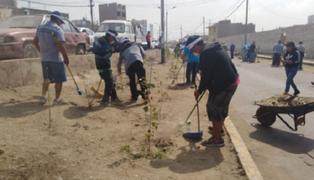 Sentenciados realizarán trabajos comunitarios en la región Lambayeque