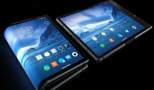 No fue Samsung: Conoce el primer smartphone flexible que también es tablet