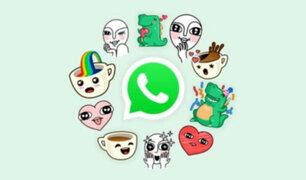 WhatsApp: ¡Conoce todo sobre los nuevos stickers que están disponibles!
