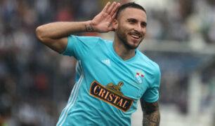 """Emanuel Herrera: """"no tenía planeado irme de Sporting Cristal"""""""