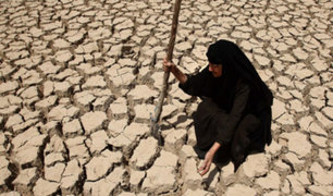 Afganistán: miles de personas escapan de agobiante sequía en busca de agua