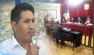 Poder Judicial ordena captura para alcalde de Villa María del Triunfo