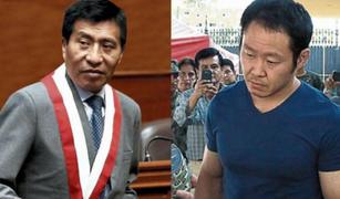 Fiscalía excluye a Kenji Fujimori y Moisés Mamani de denuncia constitucional