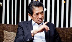 """Abogado de Yoshiyama: """"Él está tranquilo, entiende que este es un paso necesario"""""""