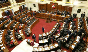 Pleno del Congreso aprobó informe final de Comisión Lava Jato