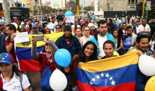 Venezolanos en Perú: inmigrantes que no regularicen situación migratoria tendrán que irse