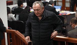 Vicente Silva Checa fue trasladado a penal Ancón I