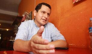 Piura: mujer acusa a candidato regional de violación