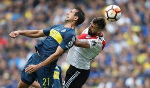 Copa Libertadores: Boca y River empatan 2 – 2 en la final de ida