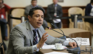 Miguel Castro: congresista se incorporó a la bancada de Alianza para el Progreso