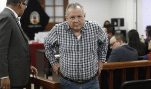 Sala Penal de Apelaciones deja en libertad a Vicente Silva Checa