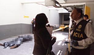 Centro de Lima: hallan cadáver de un hombre en sótano de edificio