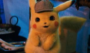 YouTube: El tráiler de Detective Pikachu, película de acción real de Pokémon [VIDEO]