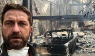 EEUU: artistas de Hollywood perdieron sus mansiones tras incendio en California