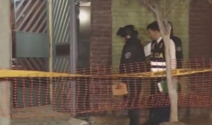Aún se desconoce responsable que detonó explosivo en vivienda de Breña