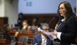 Rosa Bartra denunciará a juez Concepción y a fiscal José Domingo Pérez