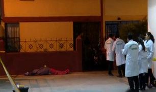 Cercado de Lima: asesinan a balazos a un hombre por presunto ajuste de cuentas
