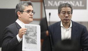 Fiscal José Domingo Pérez revela testimonio de Jorge Yoshiyama