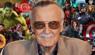 Stan Lee: Las millonarias cifras de las películas basadas en sus superhéroes [FOTOS]