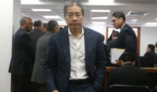 Congresistas se pronuncian tras confesión de sobrino de Jaime Yoshiyama