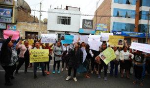 Barranca: población indignada por violación y muerte de niña de 10 años