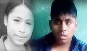 Esta es la espeluznante confesión del sujeto que asesinó a niña en Barranca