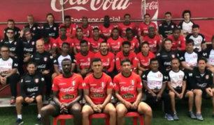 Selección Peruana envió emotivo mensaje tras accidente de escolares en Chachapoyas