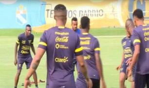 Perú vs. Ecuador: 'Norteños' continúan entrenamientos para partido amistoso de mañana