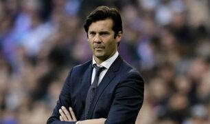 Real Madrid: Santiago Solari fue confirmado como entrenador hasta 2021
