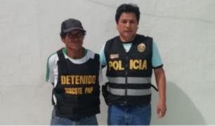 Ayacucho: capturan a 'Colombo', exmando de Sendero Luminoso