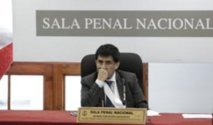 Fiscal Pérez sustenta prisión preventiva contra Carmela Paucará