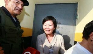 """Sachi Fujimori:""""Es muy duro, muy duro, dentro de todo este drama familiar estamos ahí"""""""