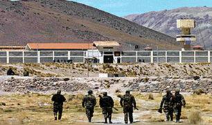 Motín en penal de Challapalca deja un muerto, un herido y cuatro detenidos del INPE