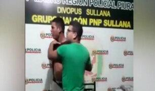 Piura: investigan a efectivo policial que armó escándalo en comisaría