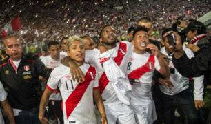 Selección Peruana clasificó hace un año al Mundial 2018