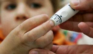 Atención padres: incrementan casos de niños con diabetes en el Perú
